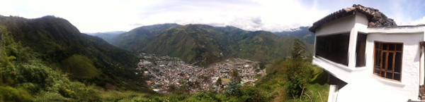 Post image for Ecuador – Day 17-27 – Baños