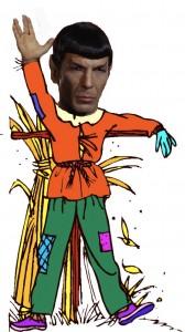The Straw Vulcan